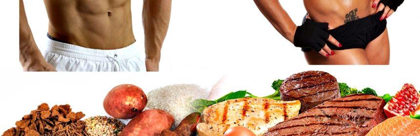 alimentos que promueven la definición muscular