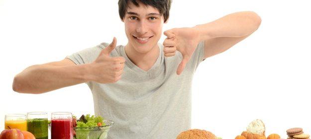 alimentos obligatorios en una dieta sana