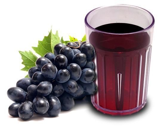 compuestos Fenólicos de la uva reducen el apetito