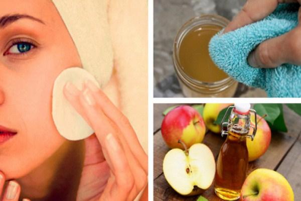 lavas tu cara con esta mezcla