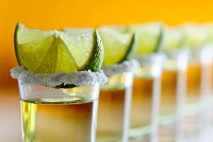 tequila para reducir el azúcar en sangre