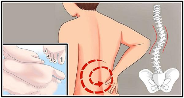 aliviar el dolor en la espalda