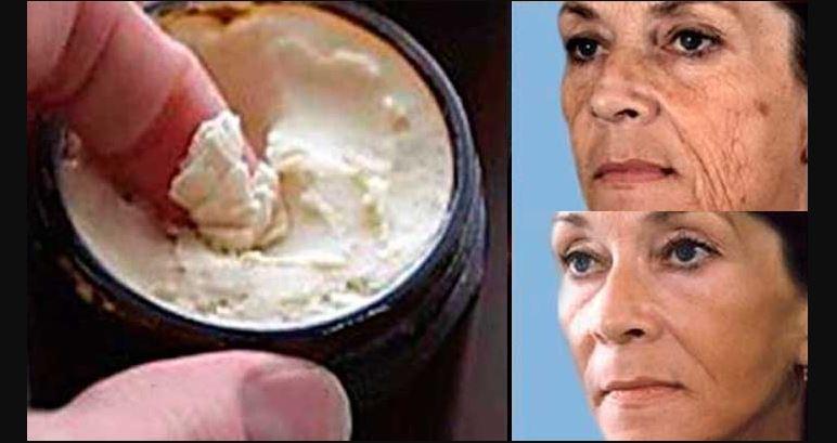 crema natural japonesa para quitar pliegos del rostro