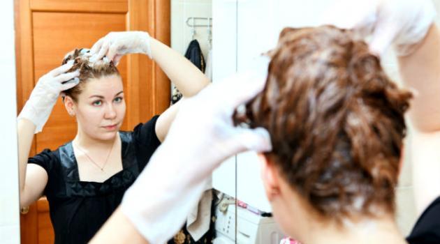 remedio para teñir tu cabello