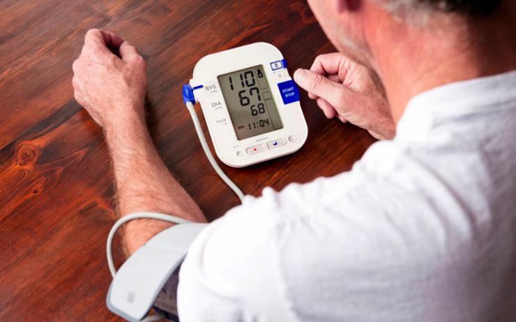 valores ideales de la presión arterial