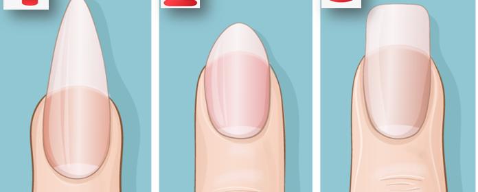 forma de las uñas delatan tu personalidad