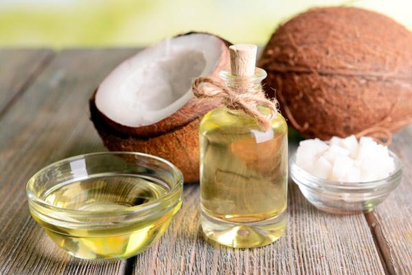 pepino y coco para las afecciones de la piel