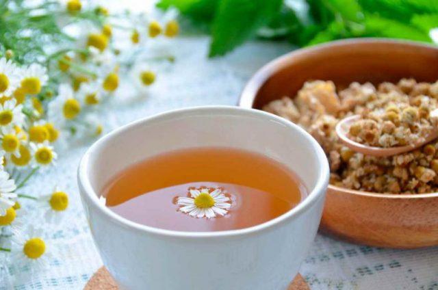 beneficios de la manzanilla para la salud