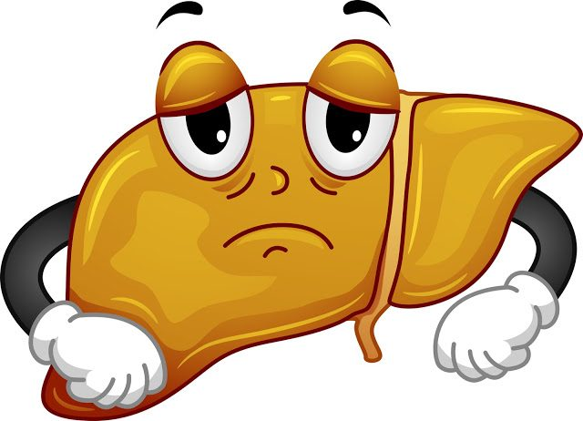 alimentos eliminan el hígado graso