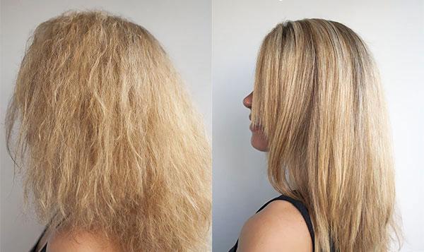 tónico de huevo, aceite de oliva y cebolla para tu cabello