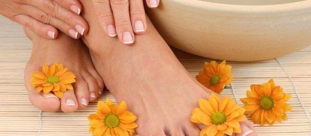 eliminar el hongo en las uñas de los pies