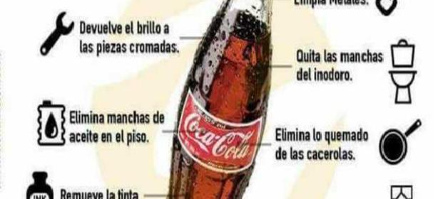 beneficios de la Coca-cola