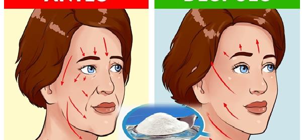 bicarbonato de sodio para las arrugas