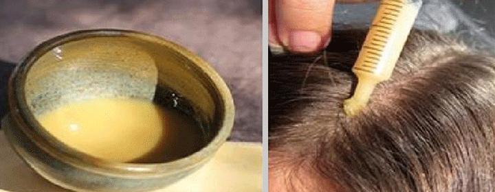 beneficios del jengibre para el cabello