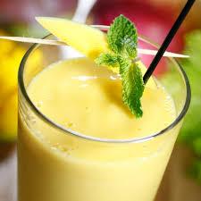 Manzana, mango y pepino para bajar de peso