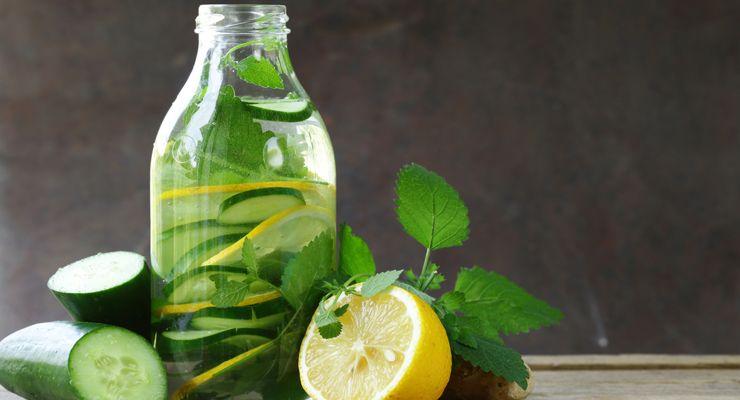 Beneficios de la hierbabuena con limón para la salud