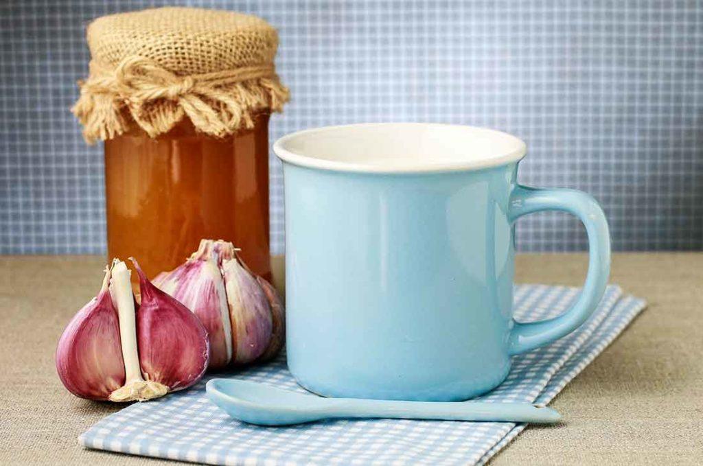 Beneficios del ajo con leche para la salud