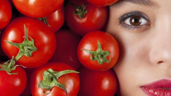 Beneficios del tomate para la piel