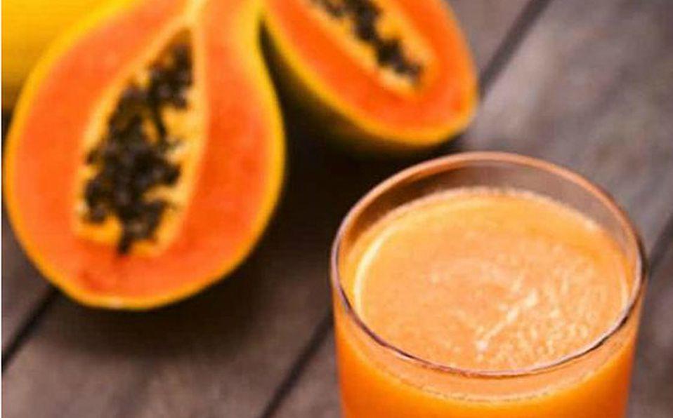 Papaya y aloe vera para la gastritis y el reflujo